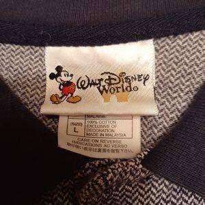 Disney Shirts - Walt Disney World Mickey Mouse Polo Shirt